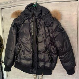 Men's Rudsak puffer coat